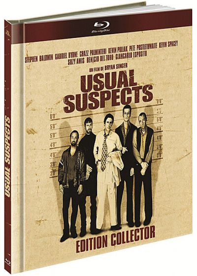 Usual Suspects (Édition Digibook Collector + Livret) - Blu-ray