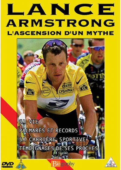 Lance Armstrong, l'ascension d'un mythe - DVD