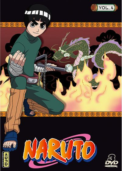 Naruto - Vol. 4 - DVD