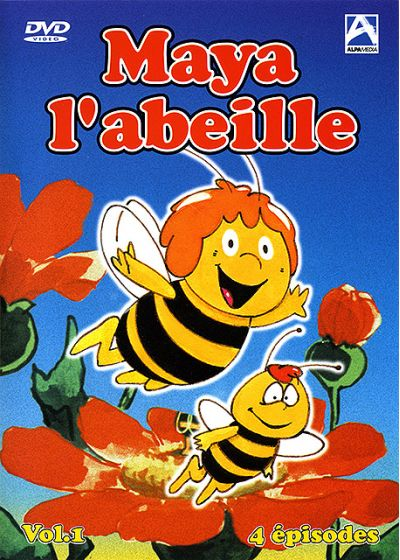 Maya l'abeille - vol. 1 - DVD