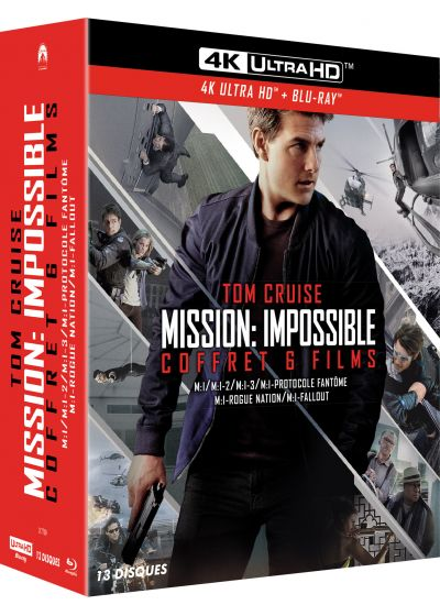 Mission: Impossible (Les films)