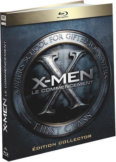 X-Men : Le commencement (Édition Digibook Collector + Livret) - Blu-ray