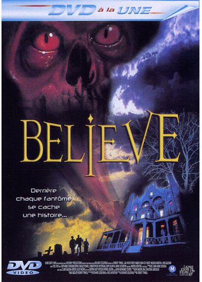 Believe - DVD