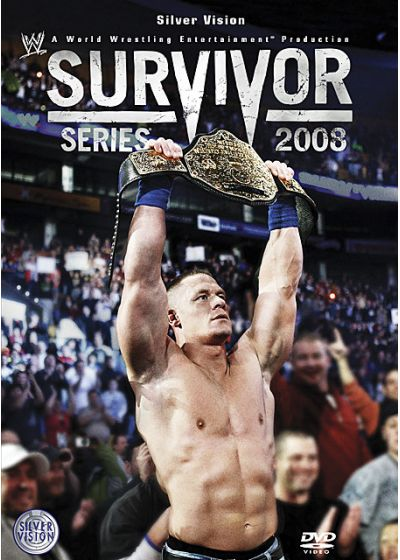 Survivor Series 2008 - DVD
