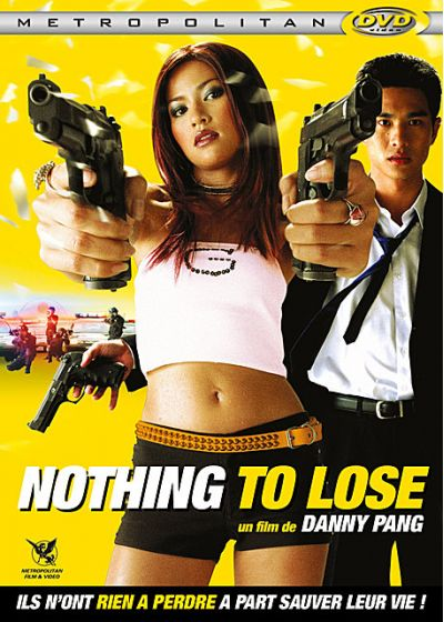 Nothing to Lose - DVD