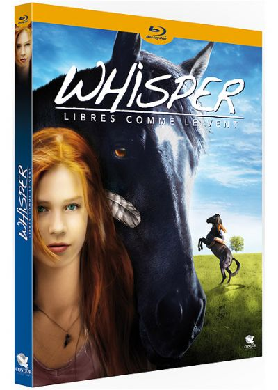 Whisper - Libres comme le vent - Blu-ray