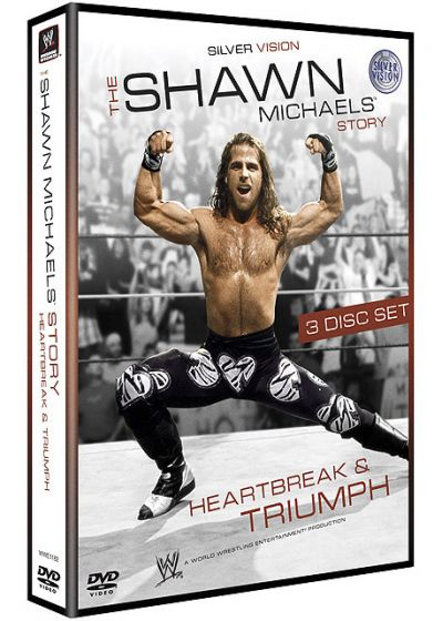 The Shawn Michaels Story - DVD