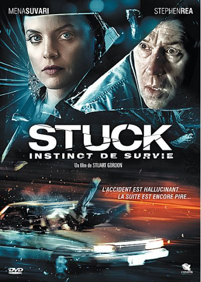 Stuck - Instinct de survie - DVD
