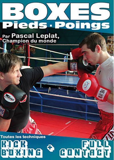 Boxe pieds, poings - DVD