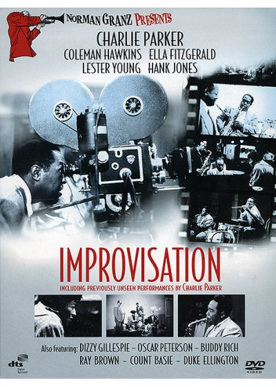 Norman Granz presents - Improvisation - DVD