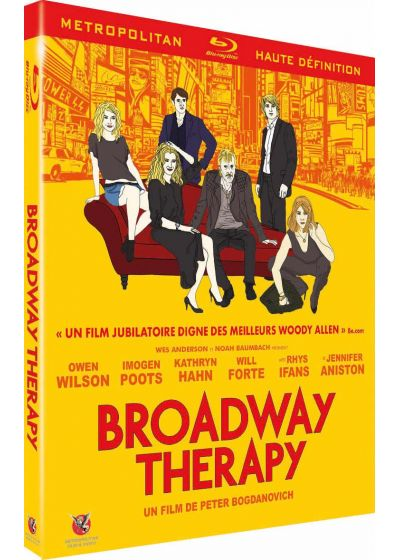 Broadway Therapy - Blu-ray