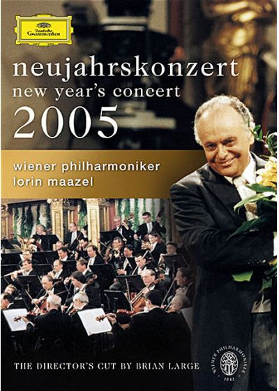 Concert du Nouvel An 2005 - DVD