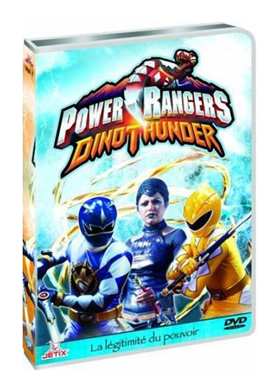 Power Rangers : Dino Thunder - Vol. 1 - DVD