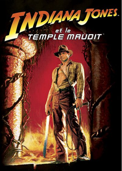 Indiana Jones et le Temple Maudit - DVD