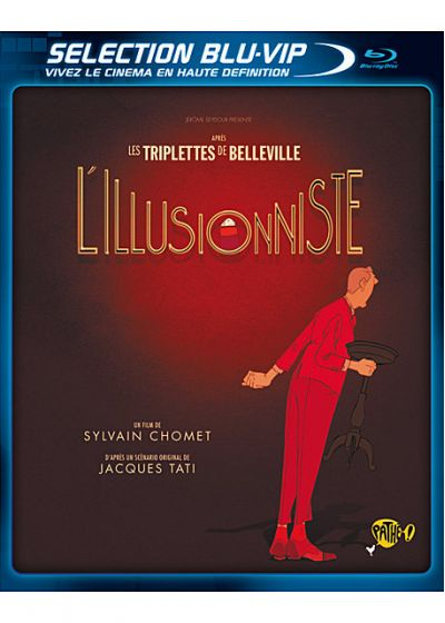 L'Illusionniste - Blu-ray