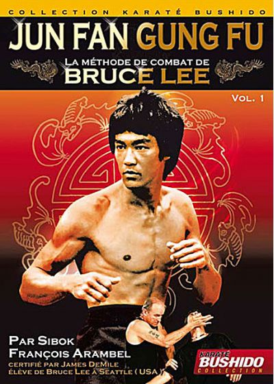 Méthode de combat de Bruce Lee - Vol. 1 : Jun Fan Gung Fu - DVD