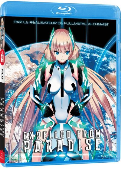 Expelled from Paradise - Blu-ray
