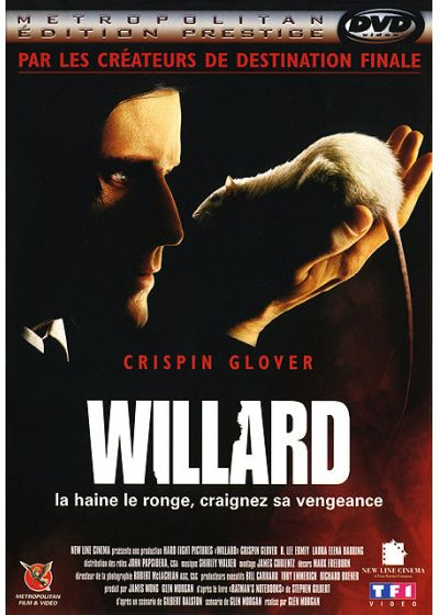 Willard (Édition Prestige) - DVD