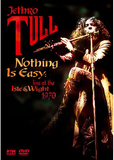 Jethro Tull - Nothing Is Easy - Live at the Isle of Wight 1970 - DVD