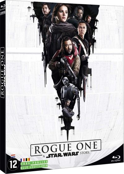 Rogue One : A Star Wars Story (Blu-ray + Blu-ray bonus) - Blu-ray