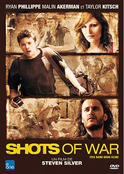Shots of War - DVD