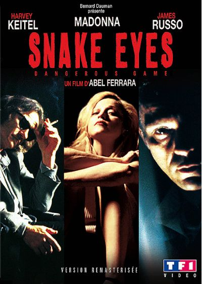 Snake Eyes (Dangerous Game) - DVD