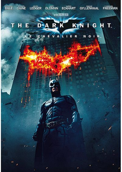 Batman - The Dark Knight, le Chevalier Noir - DVD