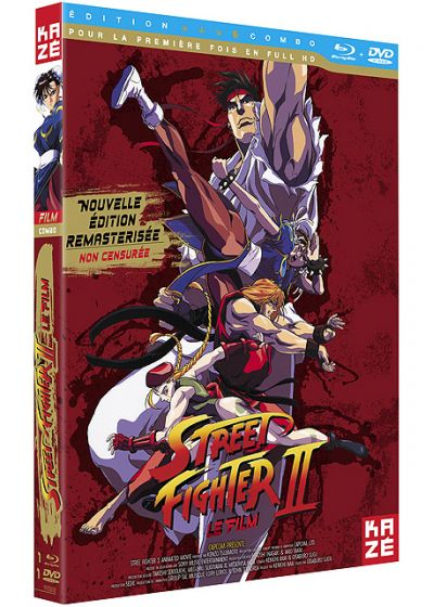 Street Fighter (Films d'animation)