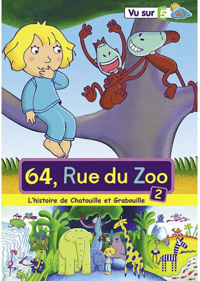 64, rue du Zoo - Vol. 2 - DVD