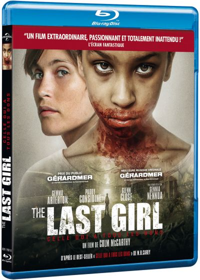 The Last Girl - Celle qui a tous les dons - Blu-ray