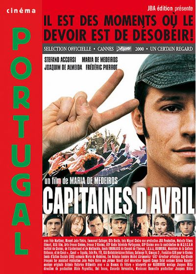 Capitaines d'Avril - DVD