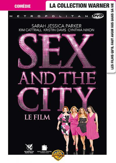 Sex and the City : Le film (Édition Simple) - DVD