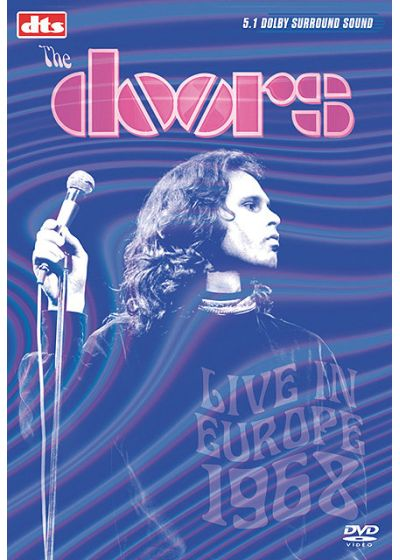 Doors, The - Live in Europe - DVD