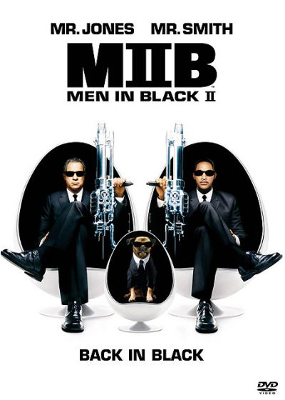 Men in Black II (Mid Price) - DVD