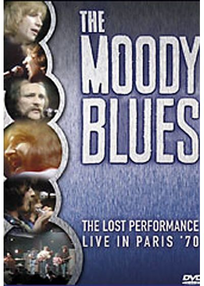 The Moody Blues - The Lost Performances - Live in Paris '70 - DVD