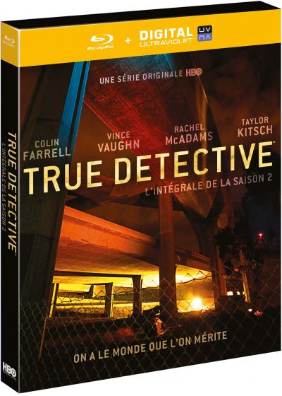 True Detective - Intégrale de la saison 2 (Blu-ray + Copie digitale) - Blu-ray