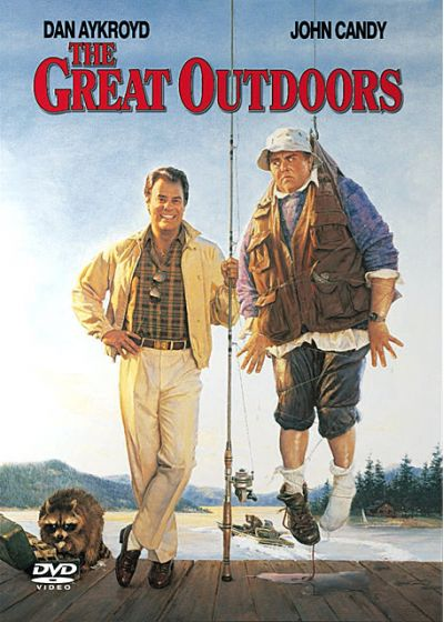 The Great Outdoors - DVD