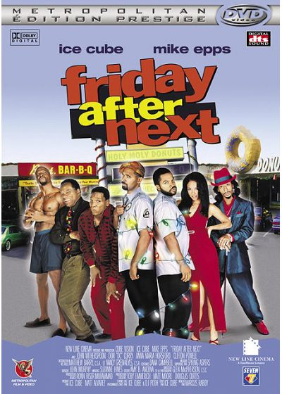 Friday After Next (Édition Prestige) - DVD
