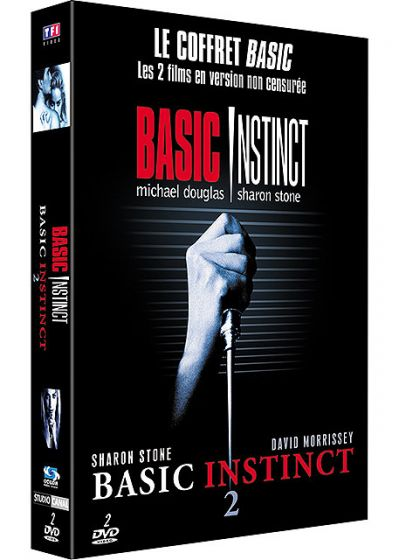Basic Instinct 1 + 2 - DVD