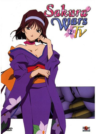 Sakura Wars TV - Vol. 2 - DVD