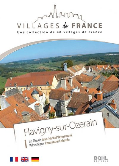 Villages de France volume 13 : Flavigny-sur-Ozerain - DVD