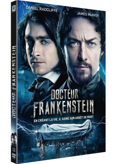 Docteur Frankenstein (DVD + Digital HD) - DVD