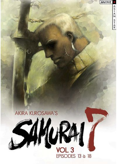 Samouraï 7 - Vol. 3 - DVD