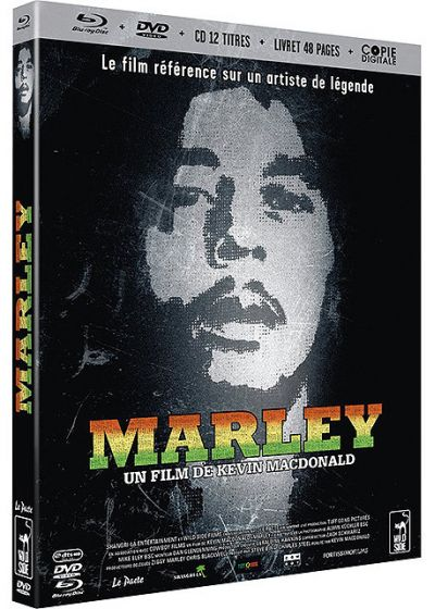 Marley (Combo Blu-ray + DVD + Copie digitale) - Blu-ray