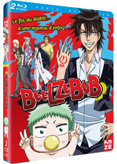 Beelzebub - Box 2/3 - Blu-ray