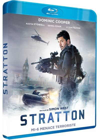 Stratton - Blu-ray