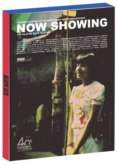 Now Showing - DVD