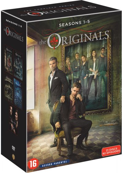 The Originals - Saisons 1 à 5 - DVD