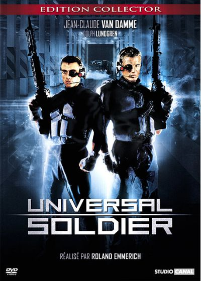 Universal Soldier (Édition Collector) - DVD