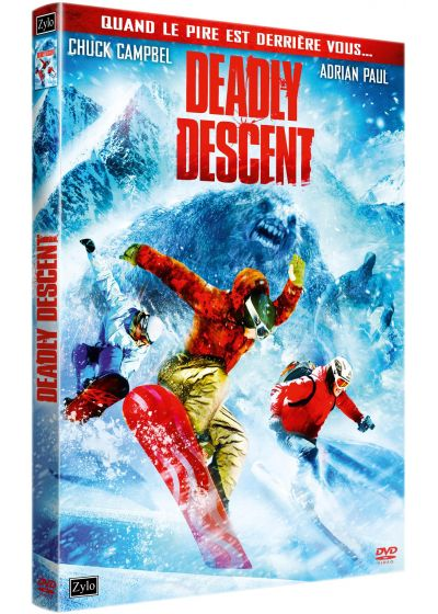 Deadly Descent - DVD